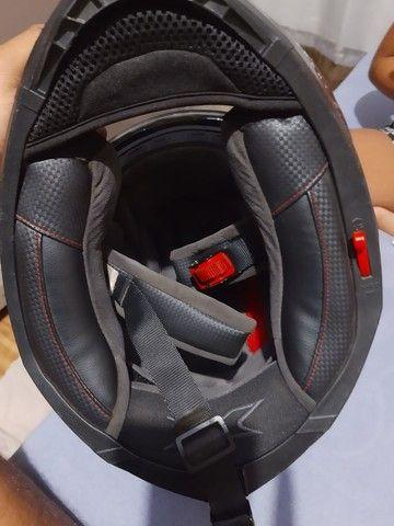 Capacete X11 expert riders  - Foto 4