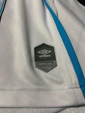 Camisa Grêmio oficial de jogo  - Foto 5