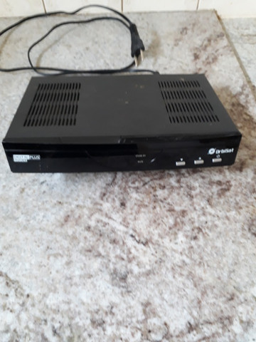 "TV 14"", Receptor Orbisat Digital, Suporte para TV, Conversor Digital - Foto 5"