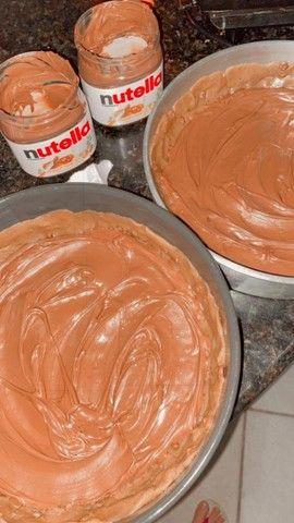 TORTA DE COOKIES RECHEADA - Foto 6