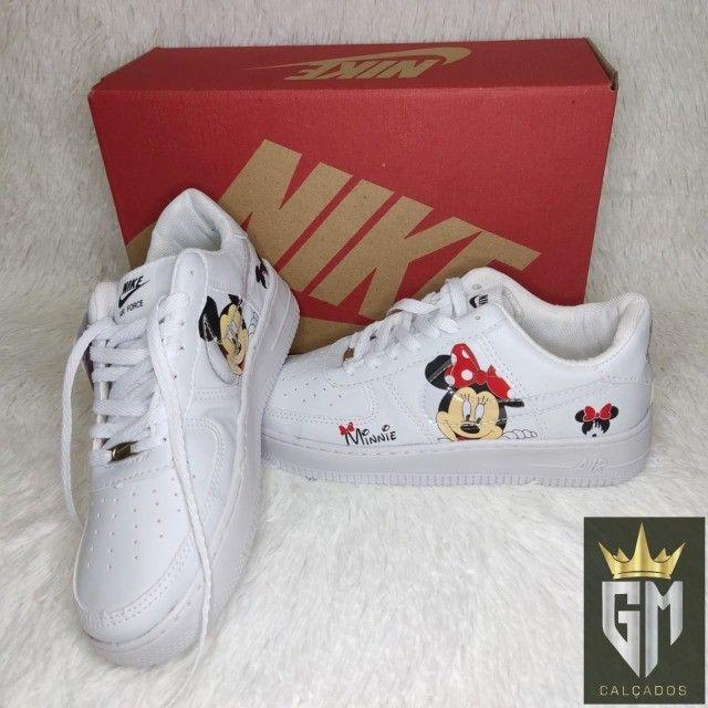 Tênis Nike Minnie a pronta entrega  - Foto 2