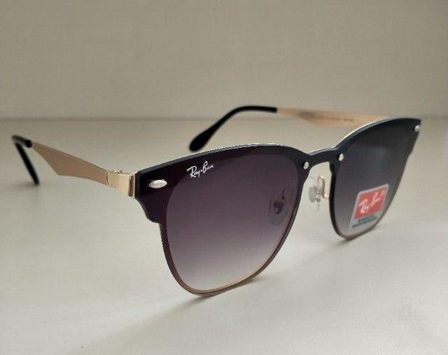Oculos de sol linha premium varias marcas - Foto 2
