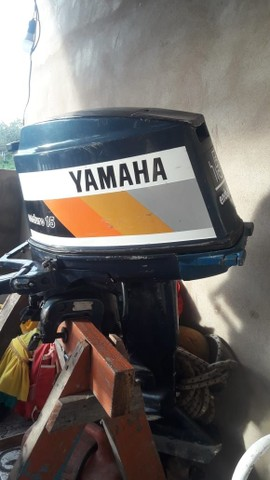 Motor 15 Yamaha - Foto 2