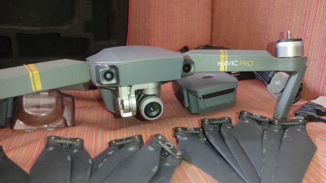 Drone Dji MAVIC PRO COMBO FLY MORE - Foto 3