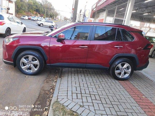 TOYOTA RAV4 2019/2020 2.5 VVT-IE HYBRID SX AWD CVT - Foto 4