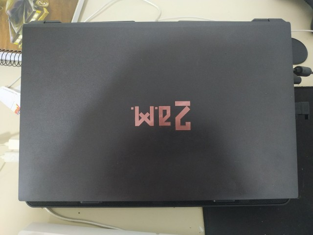 Notebook gamer 2am e550 i7