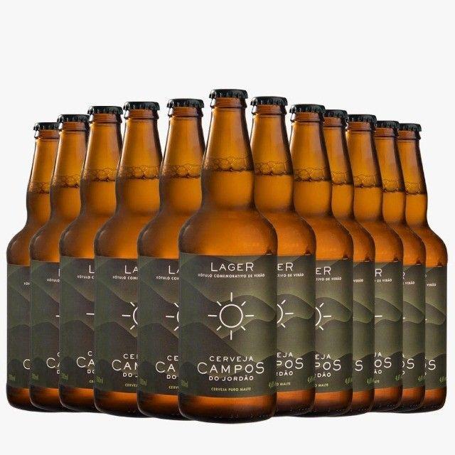 Caixa de Cerveja Artesanal com Brinde