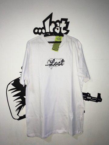 Camisetas Lost e Mcd ORIGINAIS  - Foto 2