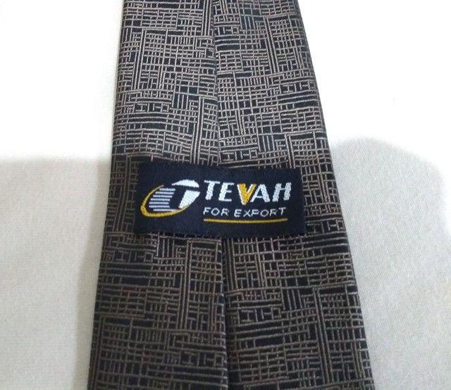 Gravatas de marca / 8 gravatas diversificadas  - Foto 6