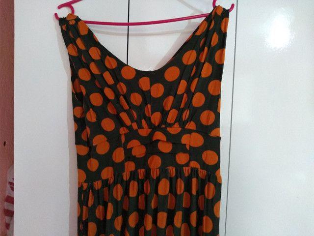 Vestido Florido Longo  - Foto 3