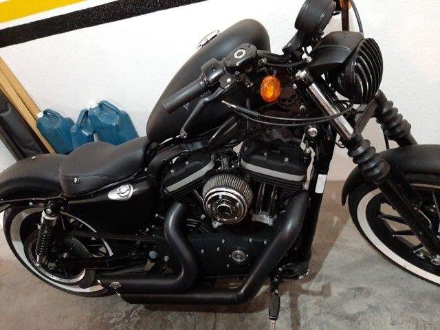 Harley Davidson 883 IRON - Foto 5