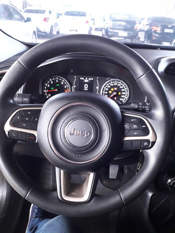 Jeep Renegade Sport 1.8 15/16 Automático km 45.214 Tel: * Alan vendedor  - Foto 9