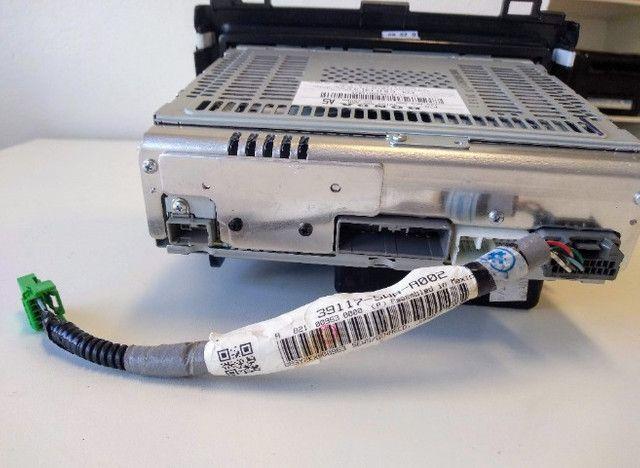 Radio CD Honda CR-V 2007 até 2011 - Foto 4