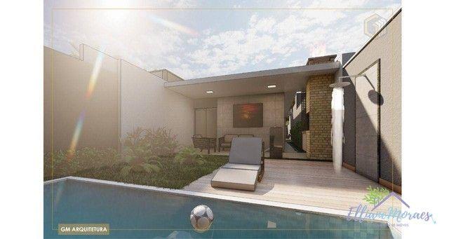 Casa com 3 dormitórios à venda, 103 m² por R$ 295.000,00 - Timbu - Eusébio/CE - Foto 9