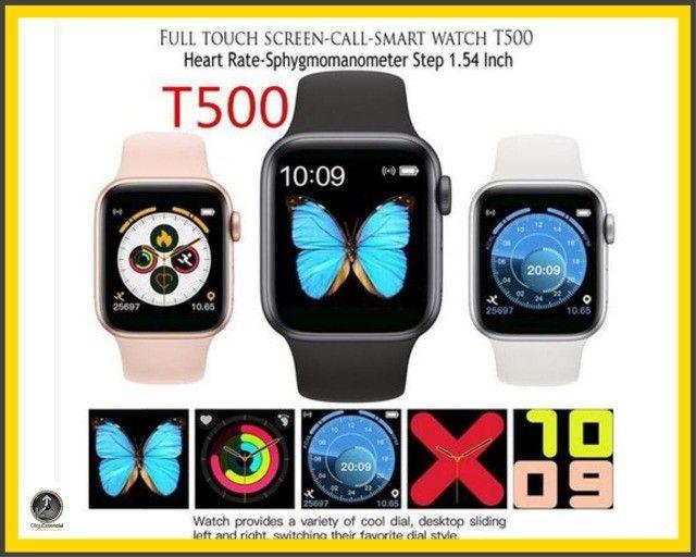Relogio Inteligente Smartwatch Iwo Max T500 44mm  - Foto 2