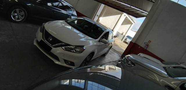 Nissan Sentra SV 2.0 FlexStart 16V Aut Couro (Carro Impecável!) - Foto 2