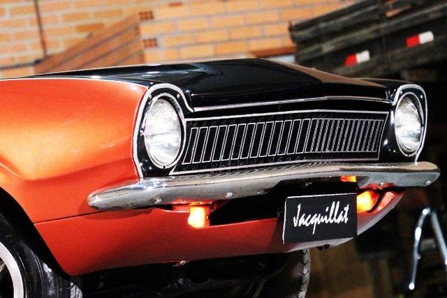 Ford Maverick 1977 V8: - Foto 14