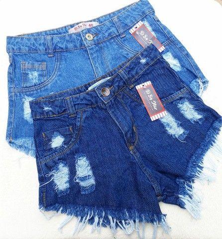 Short jeans em atacado  - Foto 3