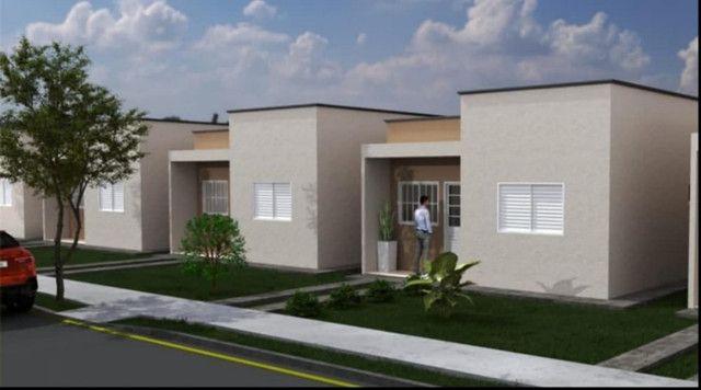 Casa em condomínio fechado com parcelas a partir de 539,00, entrada parcelada - Foto 2