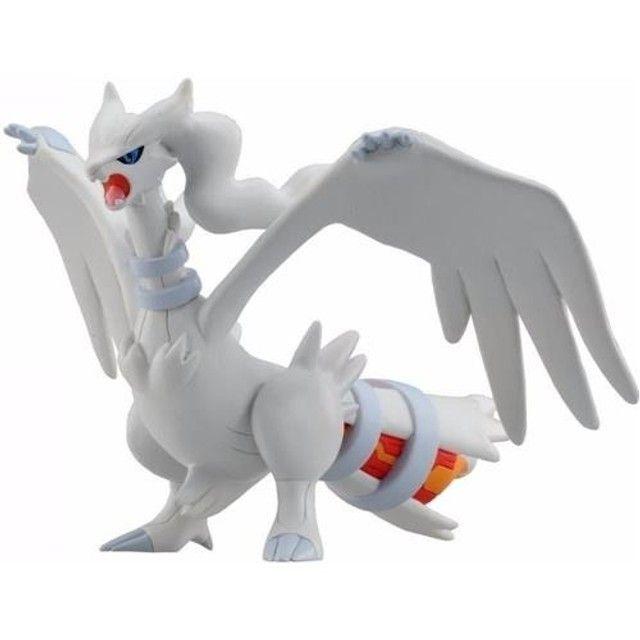 Boneco Pokémon Lendário: Reshiram - TOMY - Foto 4