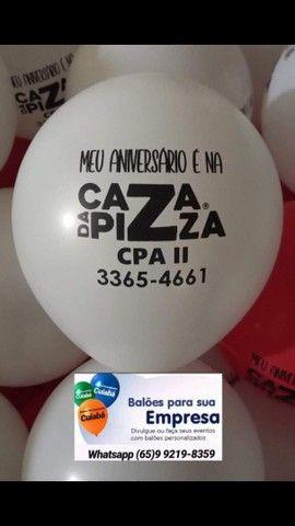 Balões Personalizados Cuiabá  - Foto 3