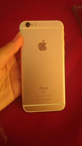 IPhone 6s ouro rose