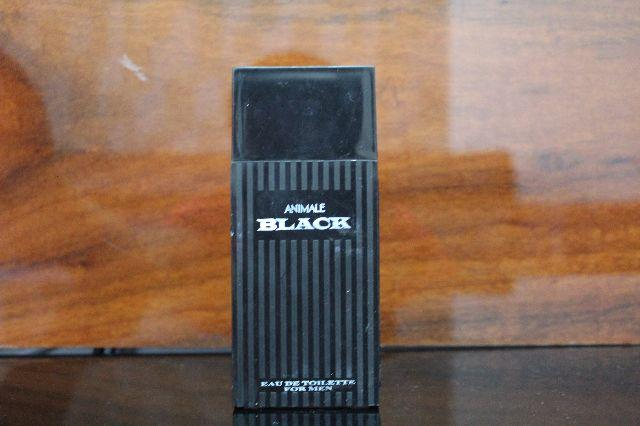 Perfume Animale Black Edt Usado Original
