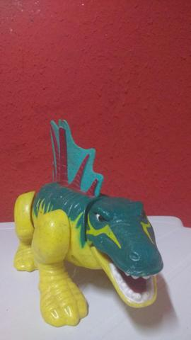 Dinossauro fisher price imaginext