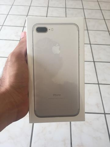 IPhone 7 Plus 32 gb 1 ano de garantia