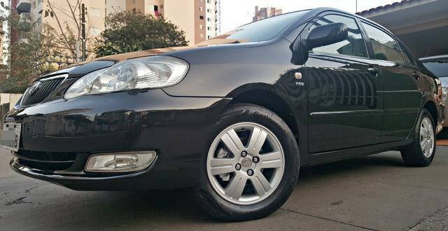Toyota Corolla Seg Automatico Sem Detalhes