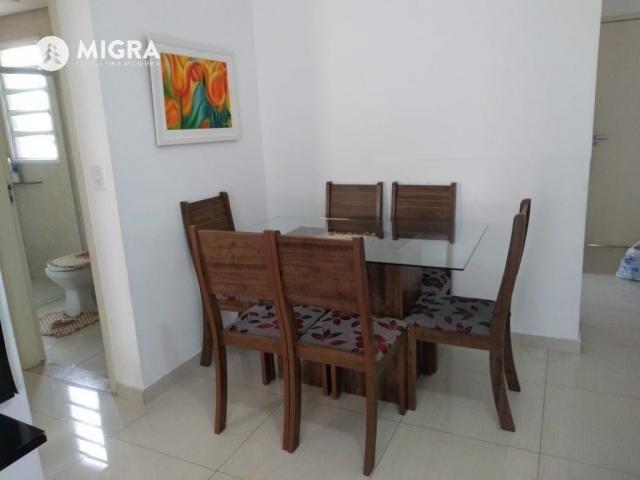 Apartamento à venda com 2 dormitórios em Jardim das indústrias, Jacareí cod:662 - Foto 3