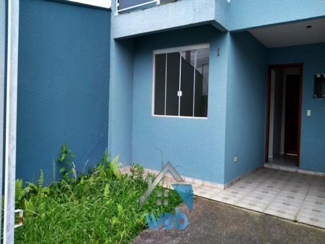 Ótimo sobrado no bairro do tatuquara, com 2 quartos, sala, cozinha, banheiro, lavado - Foto 3