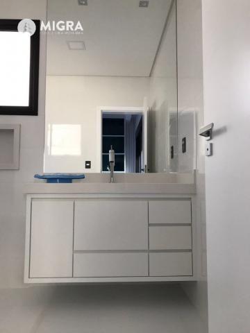 Casa de condomínio à venda com 4 dormitórios cod:584 - Foto 12
