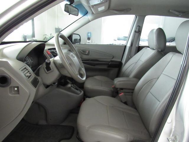 Hyundai Tucson 2.0 Mpfi GLS 16V 143CV 2WD Flex 4P Automático - Foto 16