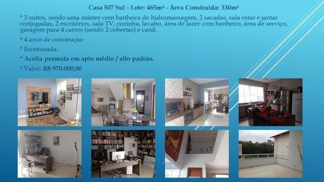 Casa - Quadra 507 Sul - Palmas