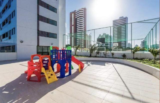 Apartamento 2 quartos com móveis planejados no Mirante Lagoa Nova-57M2