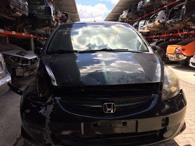 Peças usadas Honda Fit 2006 2007 1.4 8v gasolina 80cv câmbio manual - Foto 3