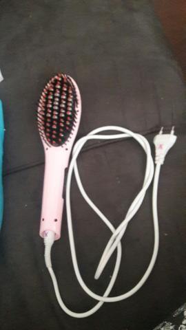Escova rosa