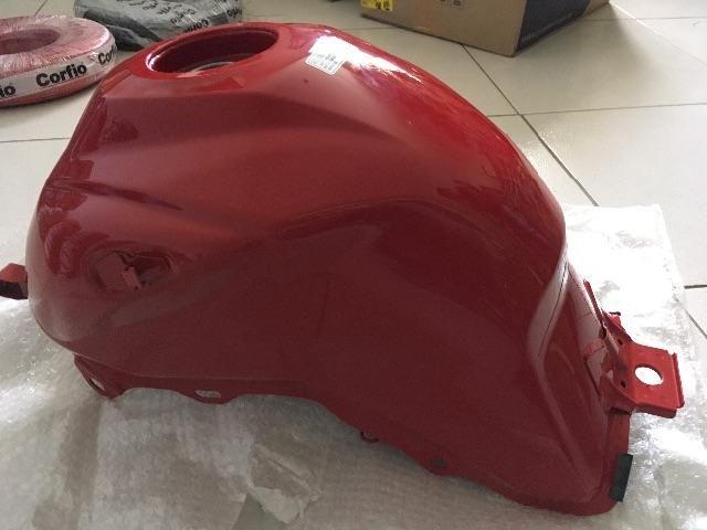 Honda Cg Tanque de moto fan
