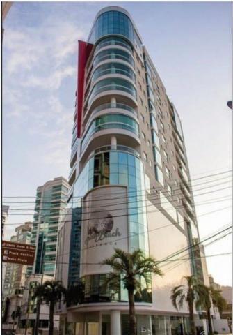 Maravilhoso apartamento alto padrão semi-mobiliado em itapema