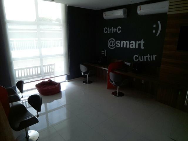 Smart Residence Centro sol nascente 2 quartos s/ 1 suite 2 vagas - Foto 15
