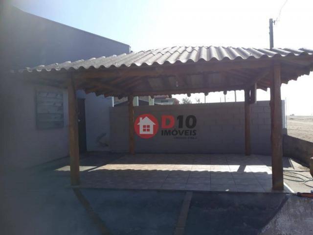 Casa com 3 dormitórios à venda, 1 m² por R$ 200.000 - Centro - Balneário Arroio do Silva/S - Foto 4