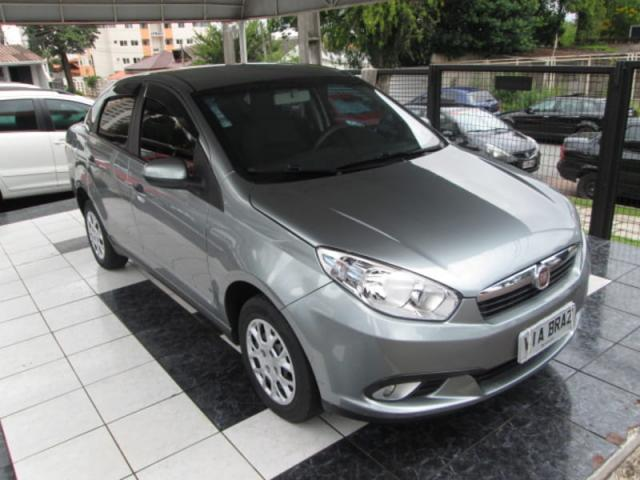 FIAT SIENA ATTRACTIVE 1.4  8V 4P 2013