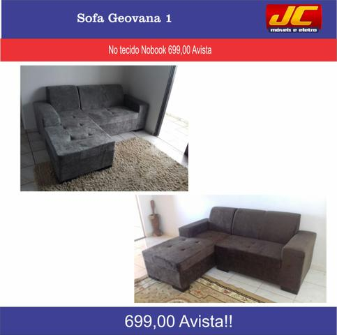 Sofá geovana