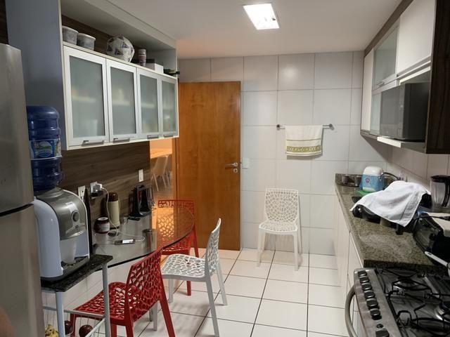 Apartamento para venda com 217 metros quadrados com 4 quartos em Meireles - Fortaleza - CE - Foto 12