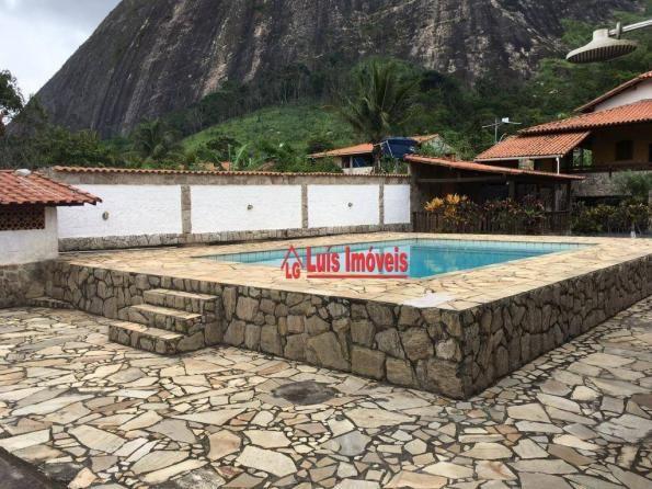 Sítio com 3 dormitórios para venda e locação, 3000m² - Inoã - Maricá/RJ - SI0009 - Foto 3