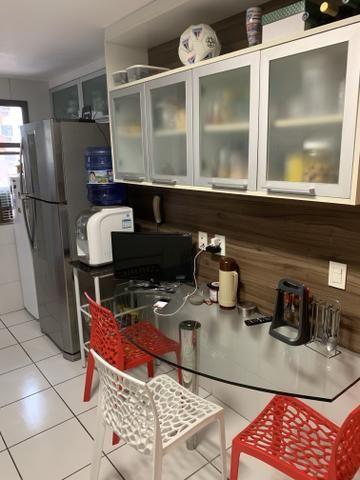 Apartamento para venda com 217 metros quadrados com 4 quartos em Meireles - Fortaleza - CE - Foto 11