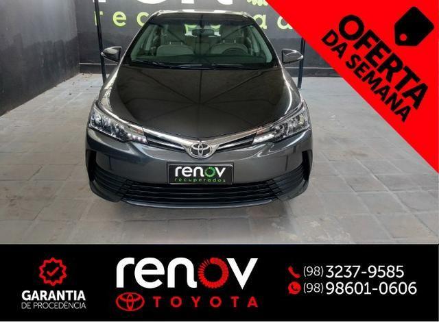 Toyota Corolla 2019 na Renov tem! Melhor preço do Maranhão venha conferir