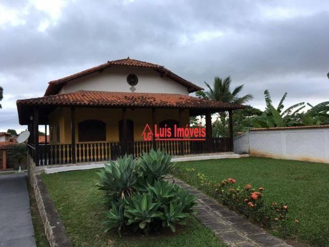 Sítio com 3 dormitórios para venda e locação, 3000m² - Inoã - Maricá/RJ - SI0009 - Foto 9