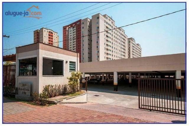 Excelente apto 3 dorms - 66m - parque industrial - Foto 3